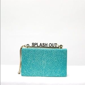 🎀Kate Spade Splash Out Ravi clutch🎀